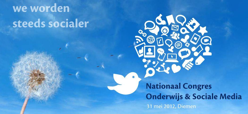 Nationaal Congres Onderwijs en Social Media (#NCOSM)