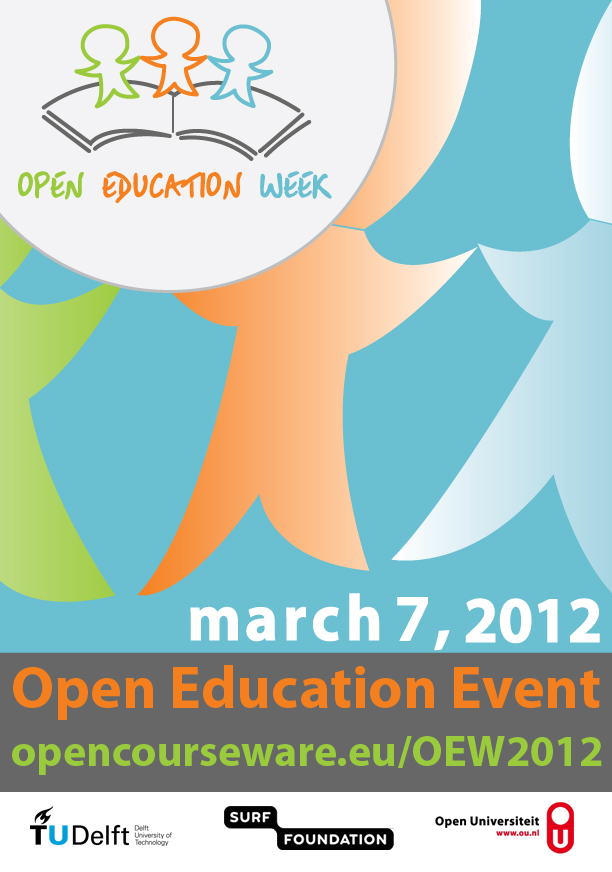 Open Education Event Banner