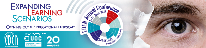 EDEN Conference in Barcelona