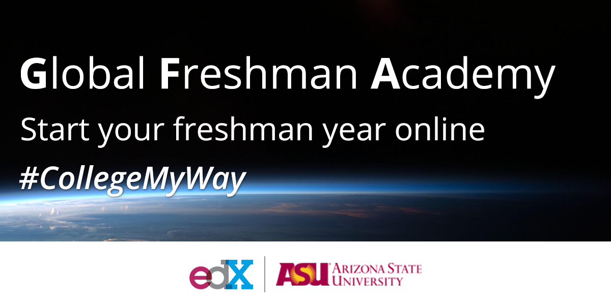 EdX Global Freshman Academy
