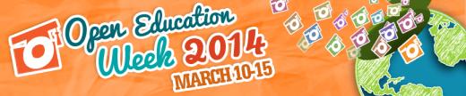 Open Education Week 2014 @ TU Delft