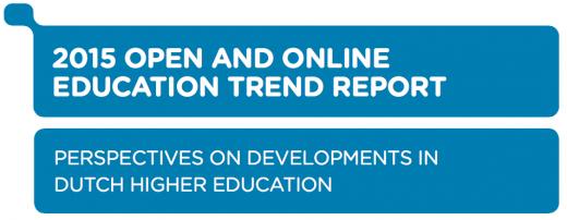 Trend Report Open Education 2015