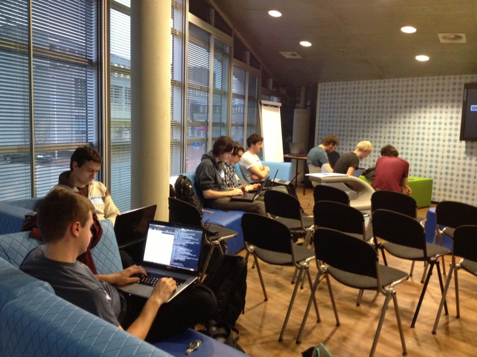 TU Delft OpenData hackathon