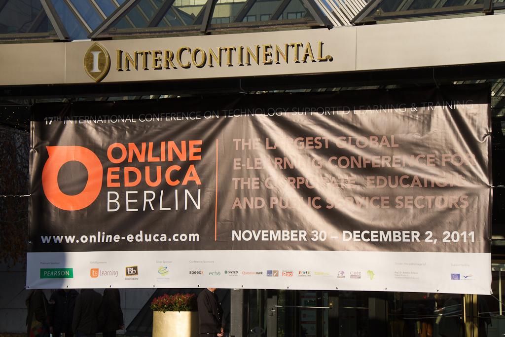 Online Educa Berlin 2011 in 30 Photos
