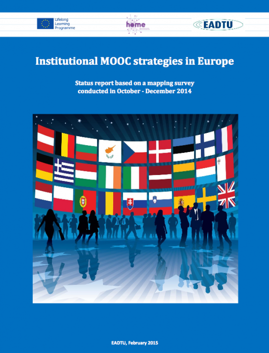 Institutional MOOC strategies in Europe