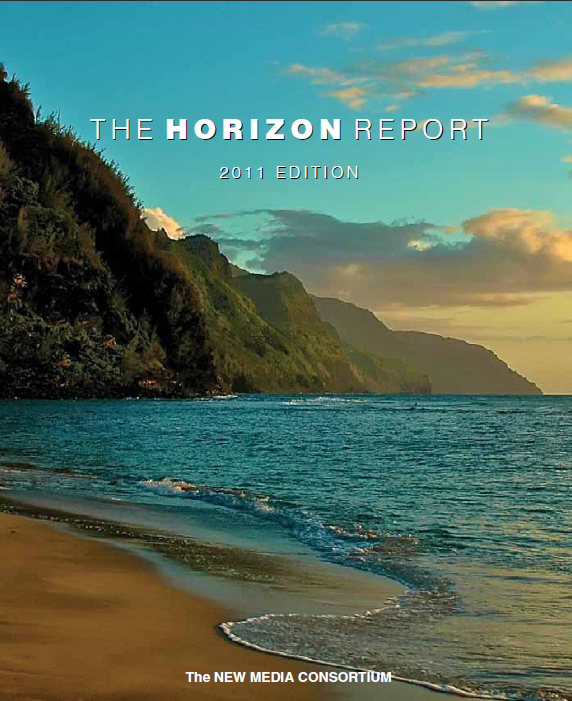 Cover New Horizon 2011