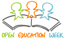 Logo Open Education Week