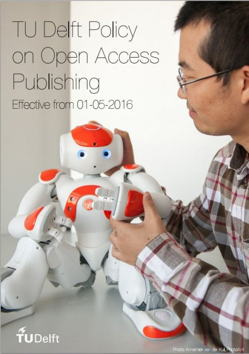New Open Access Policy TU Delft