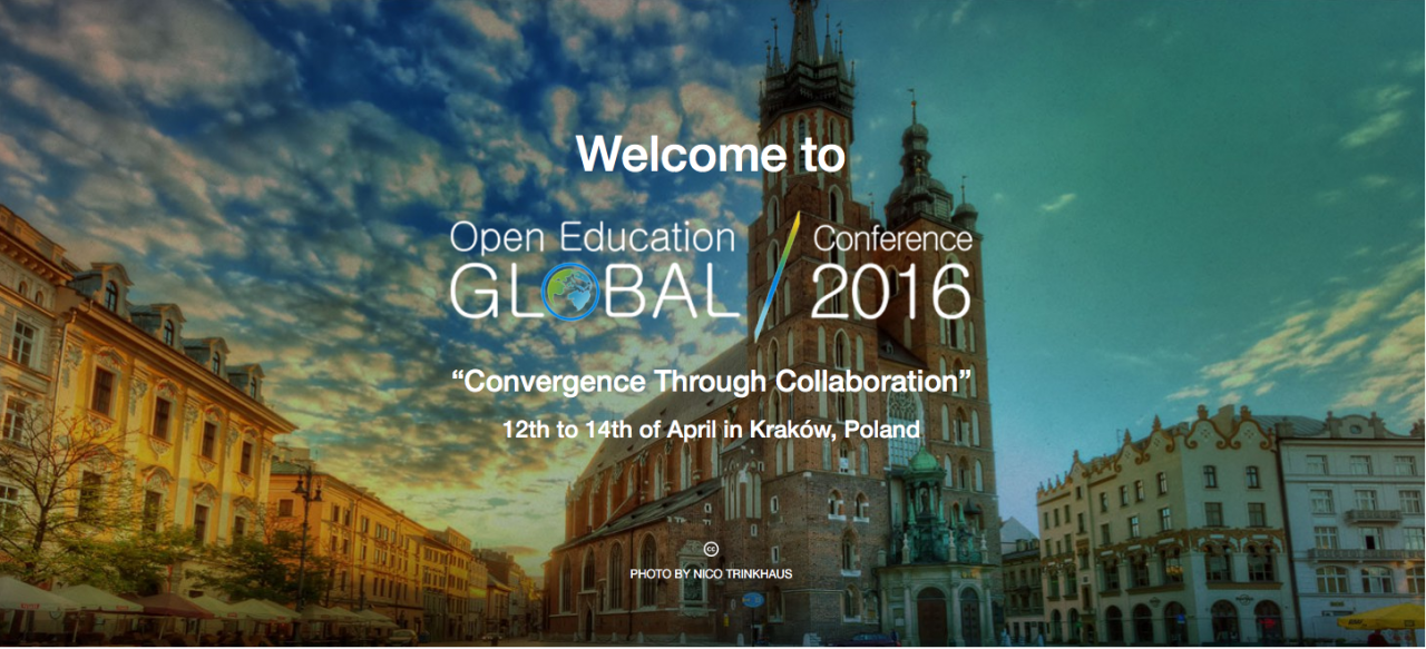 Open Education Global 2016