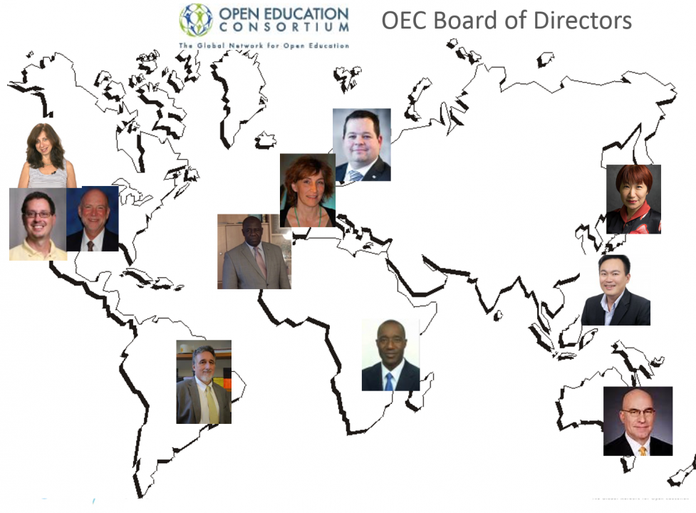 Are you the next board member of Open Education Consortium