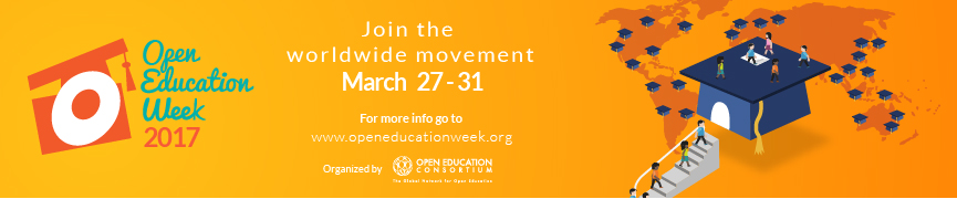 Open Education Week events in Delft