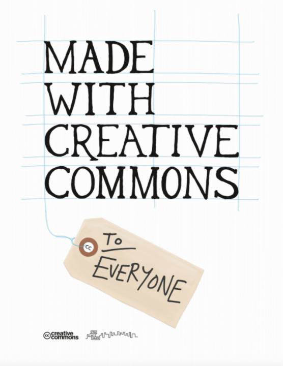 Made With Creative Commons: Open Business Model