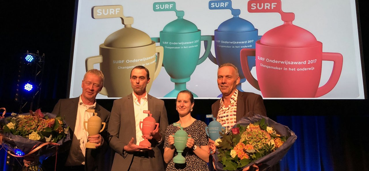 SURF Education Award for Felienne