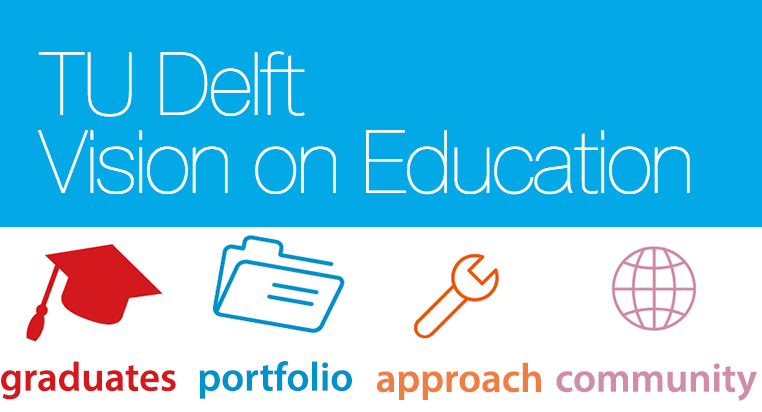 TU Delft Educational Vision