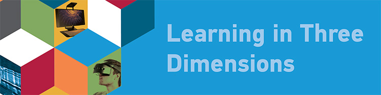 Learning in Three Dimensions